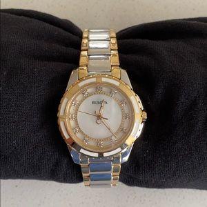Bulova women's watch